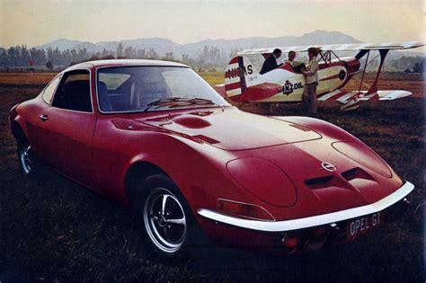 1968 Opel Gt by 1968 Opel Gt Photos Informations Articles Bestcarmag