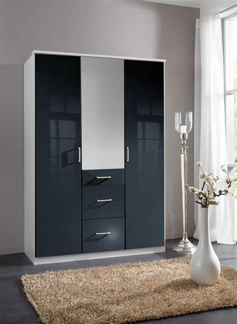 surmeuble pour armoire 3 portes noir laqu 233 blanc orphea
