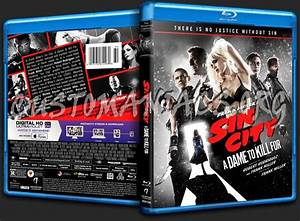 Sin City A Dame to Kill For blu-ray cover - DVD Covers ...