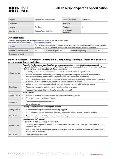 customer service help desk job description thinking about immediate methods in job description
