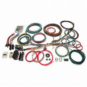 Painless Performance 10123 Mustang Wiring Harness Ford Universal 21
