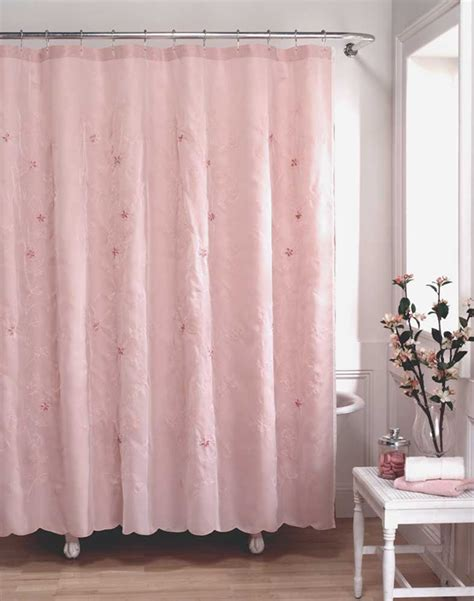 shabby chic curtain material simply shabby chic curtains pink