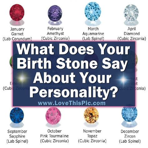 what does your birth say about your personality