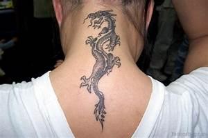 54+ Women Dragon Tattoos Collection