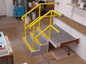 Fibreglass Staircase Mouldings | Bespoke GRP Stair ...