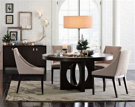 Dining Room Modern And Unique Contemporary Dining Area With Table Design Ideas