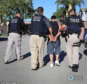 One THOUSAND gang members arrested as part of 'Project ...