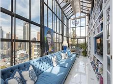 Extraordinary prewar penthouse overlooking New York City
