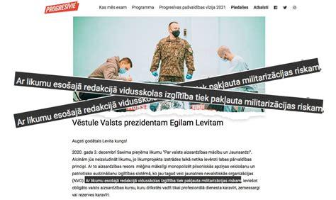 Progresīvie sabotē Latvijas aizsardzības pamatus - Neatkarīgā