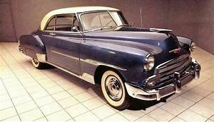 1951 Chevrolet Deluxe Bel Air 2 Door Hardtop