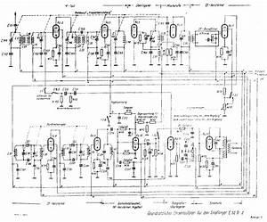 E52 Ww2 German Communications Receiver