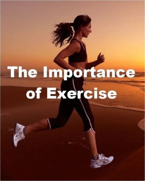 Importance Of Exercise Passnownowcom
