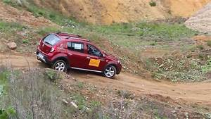 Dacia Sandero Stepway 4x4 Prix : dacia stepway duster offroad youtube ~ Gottalentnigeria.com Avis de Voitures