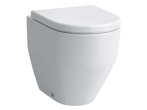 designer bathroom accessories laufen pro floorstanding back to wall washdown wc pan