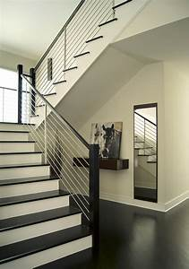 contemporary-stair-railing-Staircase-Contemporary-with