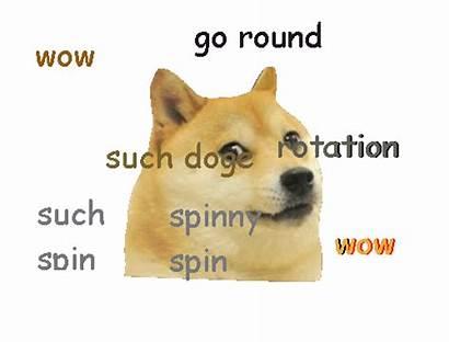 Doge Meme Dog Shiba Inu Gifs Such
