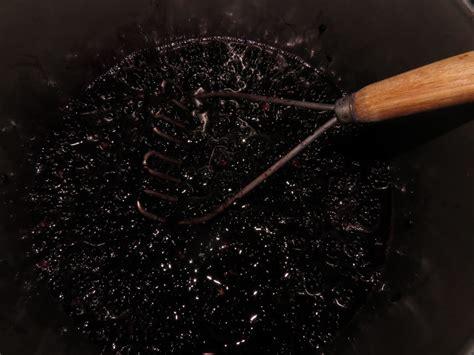 juicer blackberry juice fresh without