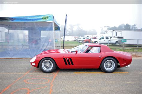 Chassis 4091gt. 1962 Ferrari 250 Gto Chassis Information