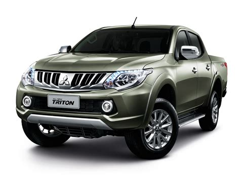 Mitsubishi L200 by All New Mitsubishi L200 Debuting At The Geneva Motor Show