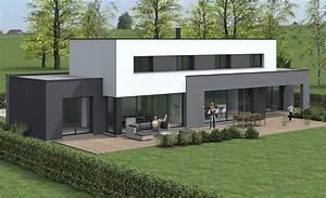 Cloture Du Melantois : architecte maison cubique 59 ~ Voncanada.com Idées de Décoration