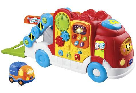 Vtech, Autotransporter Bunt, »tut Tut Baby Flitzer« Online