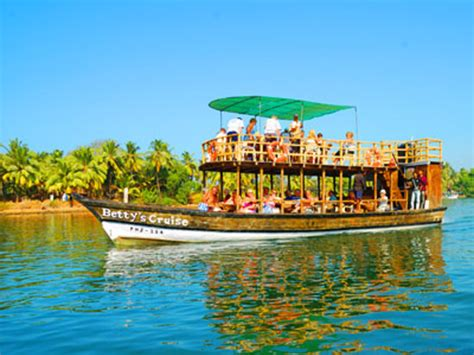 Boat Trip In Goa by Betty S Place Boat Trips Goa India On Tripadvisor