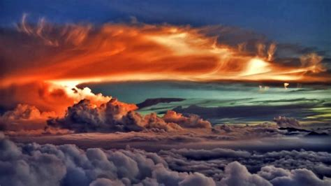 clouds hdr photography air skyscapes skies wallpaper