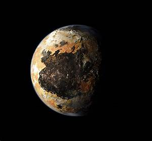 Pluto: There Might Be an Ocean Under Dwarf Planet's ...