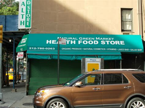 Natural Green Market Healthfood Store 162 E 16th St New ...