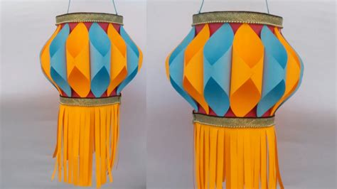 diwali christmas decoration idea paper lantern