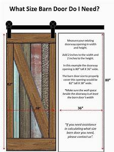 Arizona barn doors october 2014 for Barn door hardware sizes
