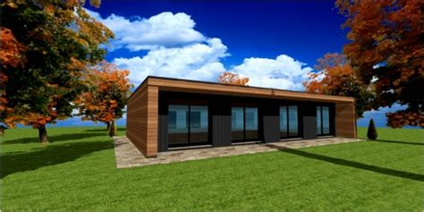 maisons bois en kit autoconstruction maison en kit ossature bois constructeur construction maisons bois foret architecte