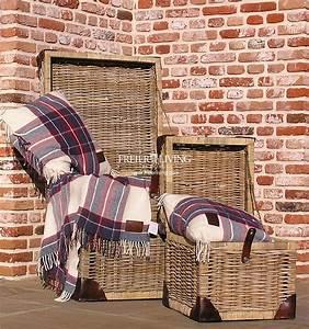 Landhaus Deko Günstig : rattan korb rattankorb deko impressionen landhaus shabby chic deko dekokorb neu ebay ~ Sanjose-hotels-ca.com Haus und Dekorationen