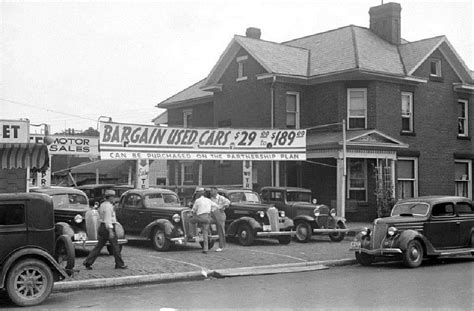 Toyota Dealerships In Michigan by Used Car Lot Lancaster Ohio 1938 Gas Stations