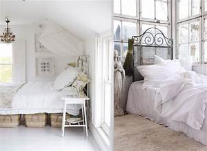 Style Shabby Chic Chambre