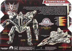 Voyager Class Starscream (Transformers, Movie - Revenge of ...