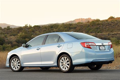 2013 Camry Reviews 2013 toyota camry hybrid le review