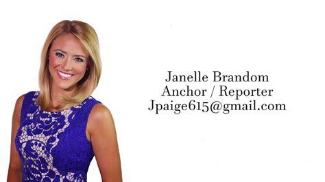 anchor reporter resume reel janelle brandom