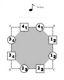 4-couple Square Set