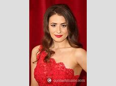 Jasmine Armfield The British Soap Awards 2015 5