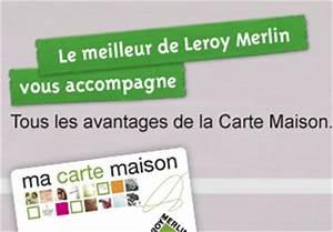 Carte Accord Mon Compte : carte maison leroy merlin financement banque accord ~ Dailycaller-alerts.com Idées de Décoration