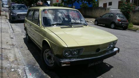 1980 Volkswagen Brasilia 1 6 Ls For Sale Volkswagen