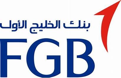 Bank Gulf Fgb Logos Vector Transparent Uae