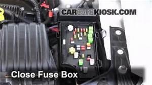 Fuse Box Chrysler Sebring 2010 : interior fuse box location 2007 2010 chrysler sebring ~ A.2002-acura-tl-radio.info Haus und Dekorationen