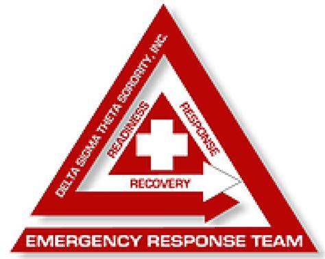 Emergency Response Team – Baltimore Alumnae Chapter | Delta Sigma Theta Sorority, Inc.