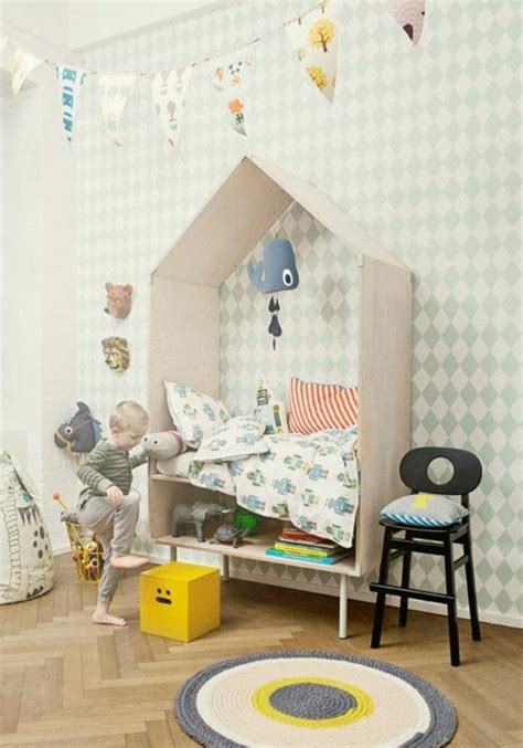 papier peint design chambre leroy merlin papier peint chambre meilleures images d