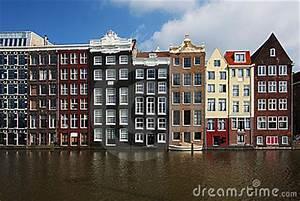 Häuser In Holland : typische amsterdam h user in holland stockbilder bild 16727244 ~ Watch28wear.com Haus und Dekorationen
