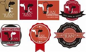 Diseños Raife: Muestras logotipo para carnicería