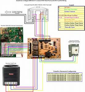 Wiring Diagram For Heat Pump System Wiring Diagrams  My