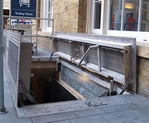 floor access door kings cross station london bilco uk With bilco floor door